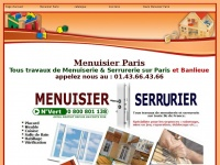 menuiserieparis.net
