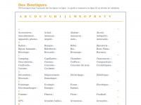 desboutiques.com