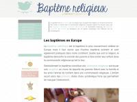 bapteme-religieux.com
