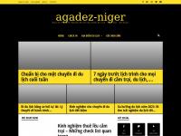 AGADEZ NIGER - Diaspora, Touaregs, Artisanat, Voyage