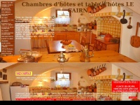 chambres-hotes-le-cairn.com