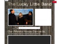 luckylittleband.com