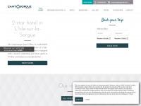 hotel-cantosorgue.com