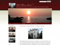 hotel-biarritz.com