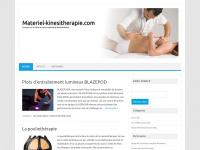 materiel-kinesitherapie.com