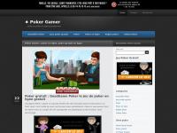 PokerGamer, jouez gratuitement au poker en ligne
