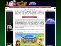 Un poker gratuit ? Le meilleur du poker gratuit en ligne
