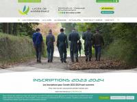 lycee-kerbernez.com