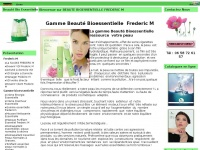 BEAUTE BIOESSENTIELLE FREDERIC M