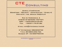 Cte-consulting.be