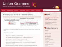 union-gramme.be