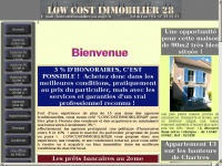 lowcostimmobilier28.fr