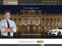 Capitole-taxi.com