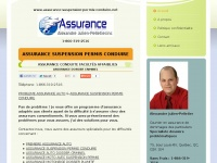 assurance-suspension-permis-conduire.net