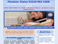 plombier-stains-93240.fr