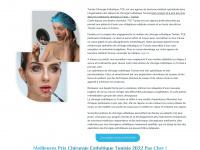 tunisie-chirurgie-esthetique.com