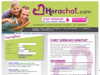 Herachat : tchatche , chat gratuit sans inscription