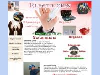 electricienclichy.net
