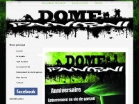 Dome-paintball.fr