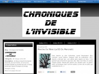 chroniquesdelinvisible.com