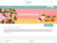 oya-fleurs.com