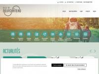 Commune de Neufchâteau, Province de Luxembourg, Wallonie, Belgique - Accueil