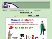 serrurier13.com