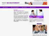 test-recrutement.com