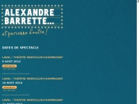 alexandrebarrette.com