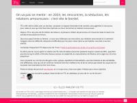 FTS : Mag masculin 2.0 - Lifestyle, relationnel, psycho, rencontres & séduction pour ceux qui sortent du lot