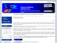 unitary-patent.eu