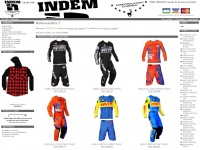 indemclothingshop.com