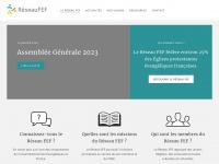 reseaufef.com