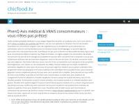 chicfood.tv