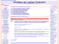 modeles-lettres-gratuites.com