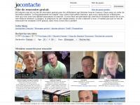 Site de rencontre 100% gratuit : JeContacte.com