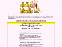 jolie-blonde.net |