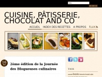 cuisinepatisseriechocolatandco.com