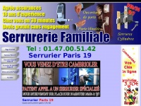 Serrurerie-paris-19.net