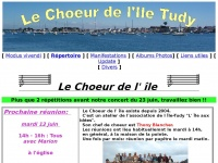 Choeurdeliletudy.fr