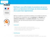 Biopreserv.fr