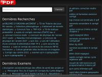 examenscorriges.com