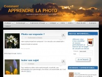 Comment-apprendre-la-photo.fr