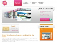 Tahiti Web design - Creation de site Internet - Infographie