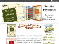 Livre de recettes de cuisine : les livres de recettes traditionnelles RecettesPaysannes.com