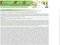 Triumphparisclub.free.fr