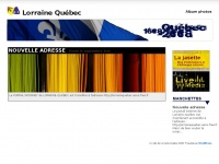 Lorrainequebec.free.fr