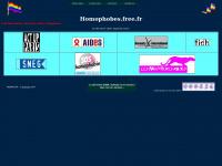 Homophobes.free.fr