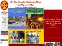 PENITENTS BLANCS le PUY en VELAY