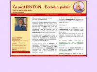gerardpinton-ecrivainpublic.fr